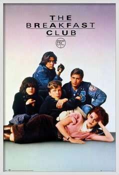 Innrammet plakat The Breakfast Club - Key Art