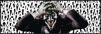 Innrammet plakat The Joker - Killing Joke