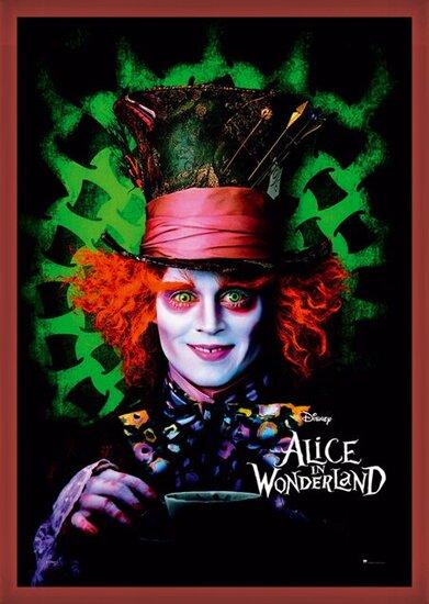 ALICE IN WONDERLAND - mad hatter Plakater