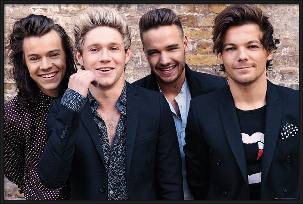 One Direction - Wall Plakat