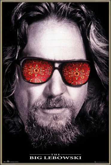 The Big Lebowski - The Dude Plakat